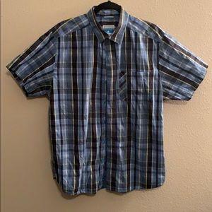 Men's Columbia Omni-wick shirt